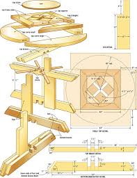 complete woodworking plans mission style end table uniq plan