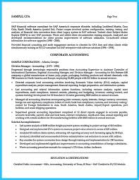 Resume Examples Summary by 11 Best Best Accountant Resume Templates U0026 Samples Images On