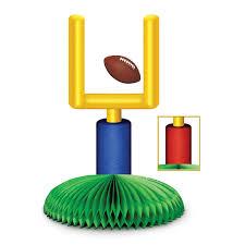 Football Centerpieces Football Centerpieces Party Supplies Goal Post Centerpiece