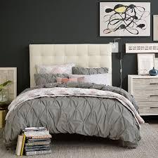 Organic Cotton Duvet Cover Gray Duvet Cover Pertaining To Motivate Rinceweb Com