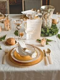 Christmas Table Settings Ideas Christmas Table Setting Ideas Classic Style Decoration No