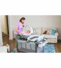 Graco Pack And Play With Bassinet And Changing Table Graco Pack N Play Playard Snuggle Suite Lx