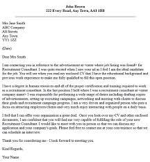 telecom consultant cover letter
