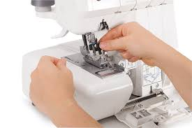 amazon com singer 14j250 stylist ii serger overlock machine with