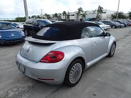 volkswagen bug 2016 2016 used volkswagen beetle convertible s at gunther volkswagen