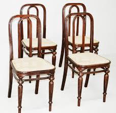 Esszimmerstuhl Emil Esszimmerstühle Modell 41 Von Thonet 1860er Bei Pamono Kaufen