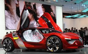 renault dezir concept file paris mondial de l u0027automobile 2010 renault dezir 004