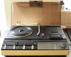 1970s philips 940 compact record player stereo hi fi system