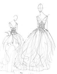 23 best sketch to dress images on pinterest design your own do