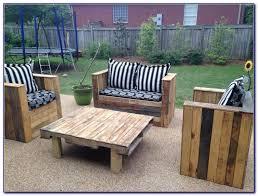 wood pallet patio furniture plans patios home decorating ideas