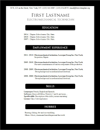 free resume templates microsoft word 19 images functional