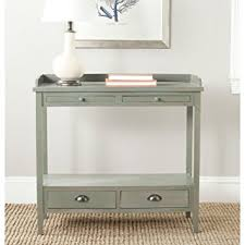 Grey Console Table Safavieh American Homes Collection Grey