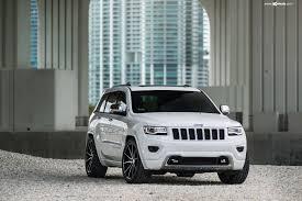 srt8 jeep jeep grand cherokee srt8 on m652 custom wheels by avant garde