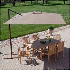 4 Foot Patio Umbrella 4 Ft Patio Umbrella Comfortable Coral Coast 8 5 Ft Square Offset