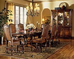 Tuscan Dining Room Chairs Impressive Dining Room Furniture Set Brilliant Dining Room Design