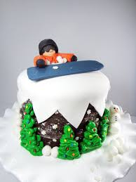 birthday cake drink 23 snowboard cakes perfect for those who eat drink