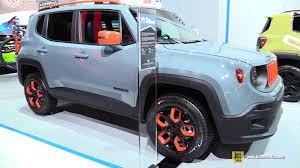 mopar jeep accessories 2015 jeep renegade urban mopar equipped exterior walkaround