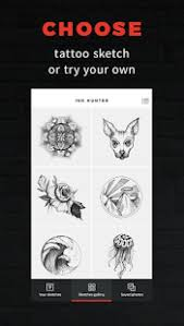 inkhunter try designs apps on play
