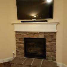 Mounting A Tv Over A Gas Fireplace by Smart Tv Installation Of Atlanta 147 Photos U0026 88 Reviews Home