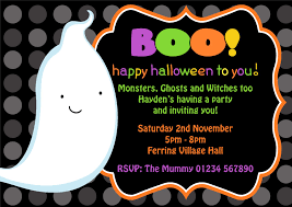 Happy Birthday Halloween by Halloween Email Invitations U2013 Festival Collections