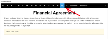 capturing credit cards with consent forms intakeq knowledge base