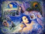 Josephine Wall Fantasy art painting - Art gallery
