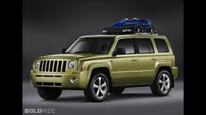 jeep patriot off road tires jeep patriot back country concept