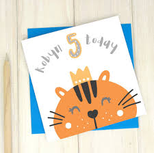 5th birthday cards chinese birthday invitation cards