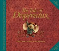 tale despereaux deluxe movie storybook kate dicamillo
