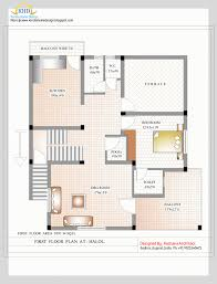 duplex house plan and elevation sq ft homee with garage stupendous