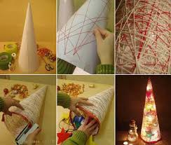 Easy Christmas Decorating Ideas Home 100 Homeade Christmas Decorations 40 Fun Kids Craft Ideas