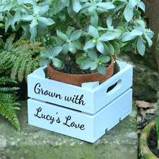 personalized flower pot personalized flower pots dawnwatson me