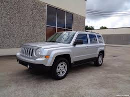 jeep suv 2012 2012 jeep patriot sport for sale in houston tx stock 15176
