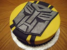 transformer cake transformers bumblebee cake on cake central cakes