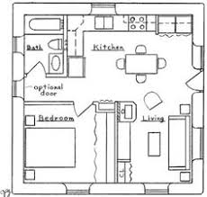best cabin floor plans except the bathroom and the open area would to be switched