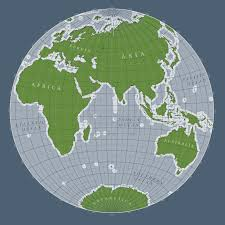 World Map With Hemispheres by Staridas Geography The World In Hepispheres