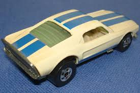 Redline Muscle Cars - hotwheels ford mustang stocker gt 350 trunk tiny cars