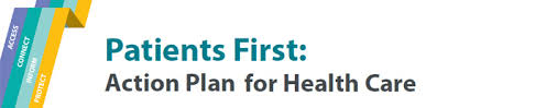 patients first action plan for health care public information