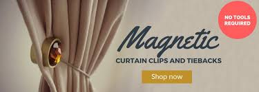 Drapery Clips Without Rings Curtain Rings Clips Tiebacks And Rails Gnts Decor U2013 Curtain