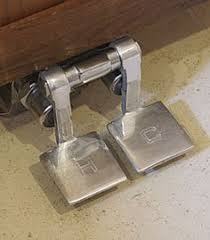 kitchen faucet foot pedal a foot pedal for your sink it s a simple inexpensive luxury