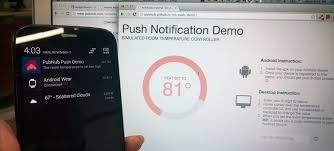 push notifications android sending android push notifications via gcm in javascript pubnub