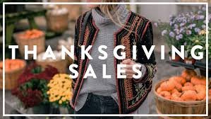 fyi these are the thanksgiving sales of 2017 that you shouldn t miss