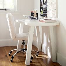 Small Wood Desk Wonderful Amazing Small Desk For Home Office Bedford Pottery Barn