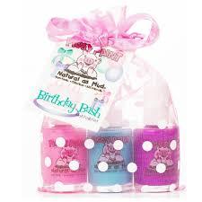 halloween perfume gift set amazon com piggy paint gift set birthday bash nail polish