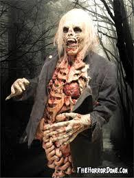 professional halloween zombie costume imthy