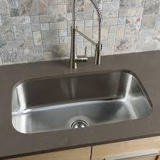Stainless Kitchen Sinks Undermount Gorgeous Single Bowl Kitchen Sink Undermount Clark