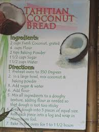 cookin u0027 in anne u0027s kitchen tahitian coconut bread 2012 week 9