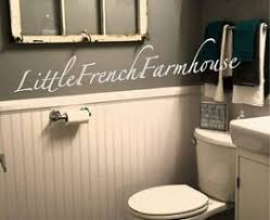 downstairs bathroom ideas best farmhouse bathrooms ideas on guest bath