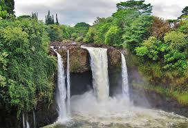Hawaii rivers images Hawaii waterfalls of the big island jpg