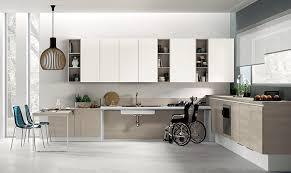 cucine per disabili e anziani scavolini utility system